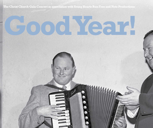 Christ Church Cathedral Gala Concert on NYE with Moonface, Alasdair Roberts, and more