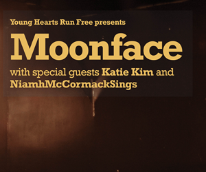 Moonface, with special guests Katie Kim, Caoimhín Ó Raghallaigh and NiamhMcCormackSings