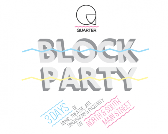 Quarter Block Party – Cork