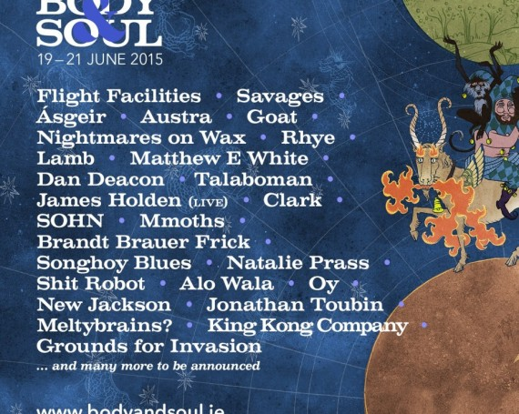 Body & Soul Festival – 21st June 2015