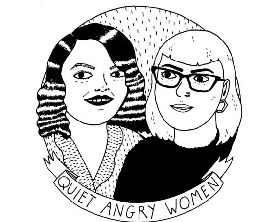 Quiet Angry Women Mix
